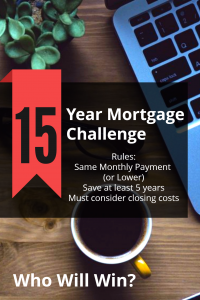 15 Year Mortgage Rates Challenge