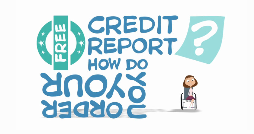 How do you order your Free Credit Report - Annual Credit Report