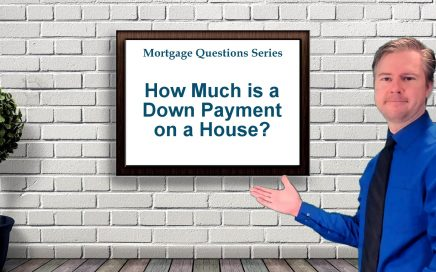 How much is a down payment on a house