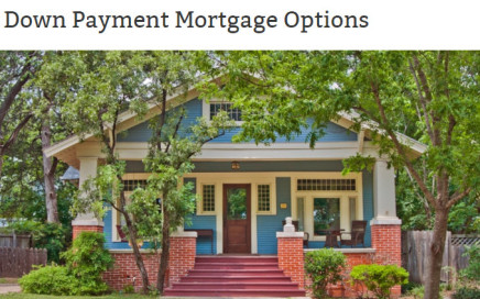 Published Low Down Payment Mortgage Options Featured