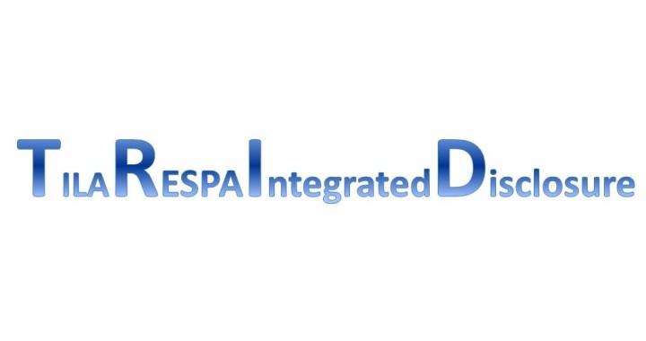 TRID - TILA RESPA Integrated Disclosure - Featured